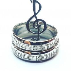 Alianza Artesanal partitura musical redondeada