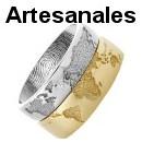 Alianzas de boda Artesanales