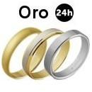 Alianzas de boda Oro 24/72h